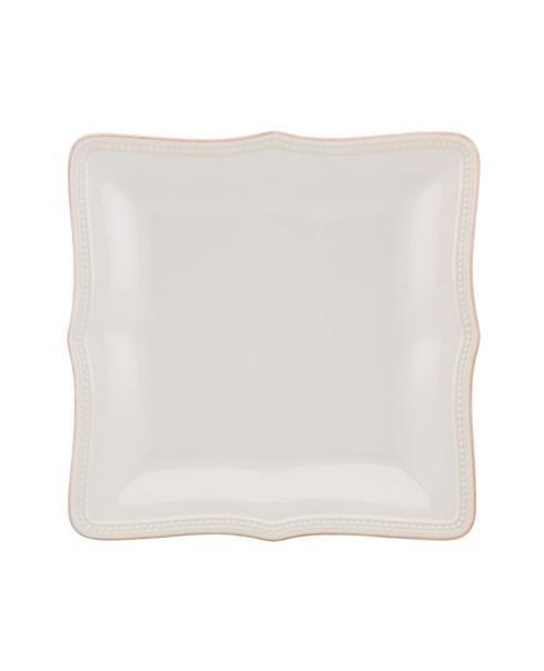 Lenox   French Perle Square Dinner Plate  $25.00
