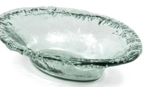 $42.00 Iceberg Large Oval Bowl