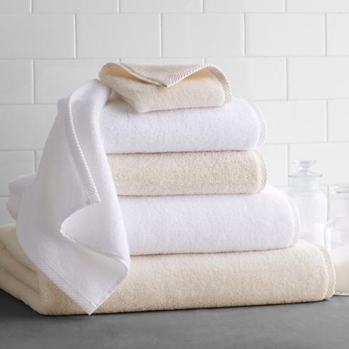 Matouk   Milagro White Bath Towel  $45.00