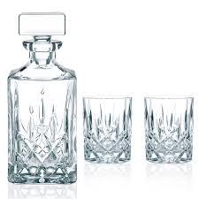 Nachtmann   Noblesse Whiskey Set  $120.00