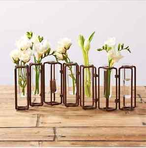 Two's Company   Hinged Flower Vase- Small $92.00