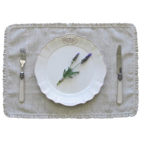 Pom Pom At Home   Charlie Placemat set of 4 $95.00