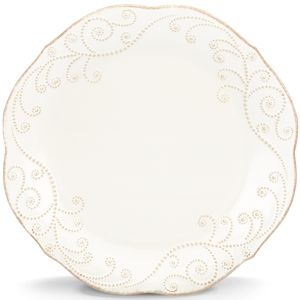 $25.00 French Perle Dinner Plate