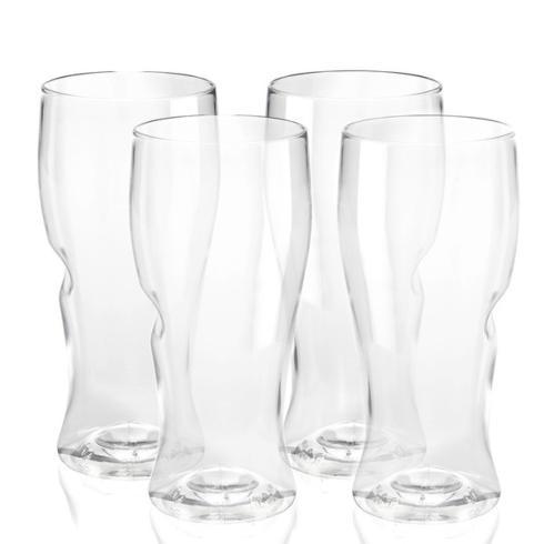 GoVino   Beer glasses set of 4 $17.95