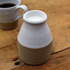 Farmhouse Pottery   Mini Milk Jug Vase $42.00