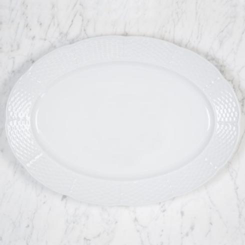 $76.00 Weave Oval Platter