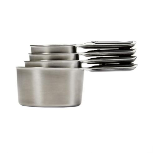 OXO   Stainless Steel Measuring Cups $19.99