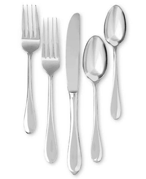 Townsend House Gifts Exclusives   Studio Flatware 5 Piece Place Setting $46.00