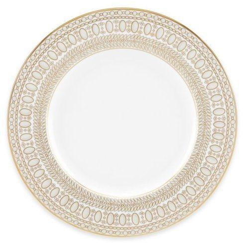 $38.00 Gilded Pearl Salad Plate