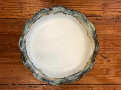 $68.00 Magnolia Pie Dish