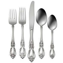 Oneida   Louisiana Flatware 5 Piece Place Setting $40.00
