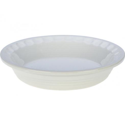 $50.00 White Heritage Pie Dish