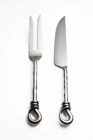 $48.00 Carving Set of 2
