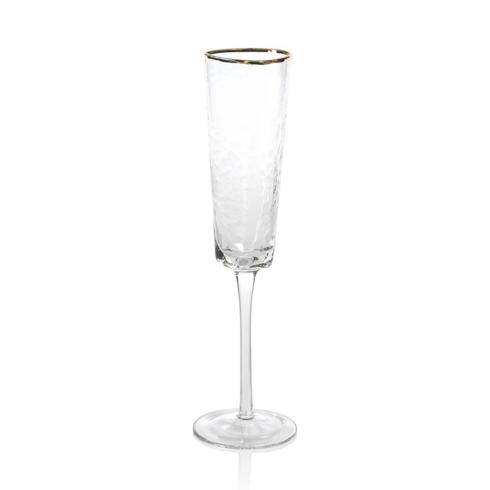 Zodax   Aperitivo Triangular Champagne Flute $13.00