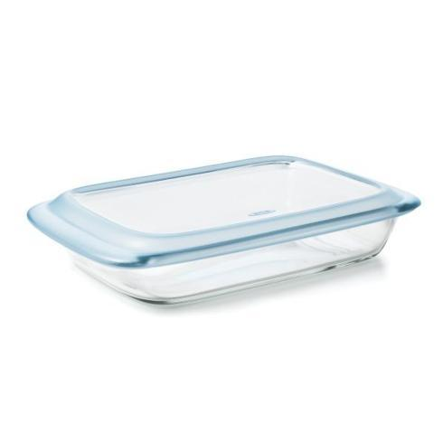 $18.99 3 Quart Glass Baking Dish & Lid