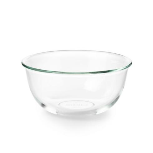$12.99 2.5 Quart Glass Bowl