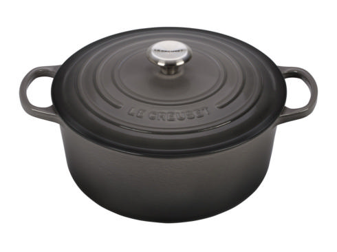 $400.00 Oyster 7.25 Qt. Signature Round Dutch Oven