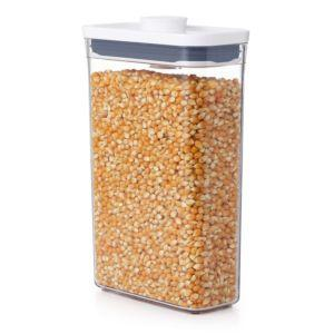 OXO   POP Container - Slim Rectangle Med 1.9qt $16.99