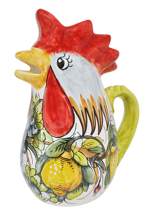 $105.00 Rooster Pitcher