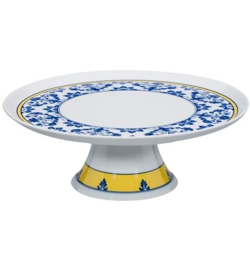 Vista Alegre  Castelo Branco Footed Cake Plate $109.00