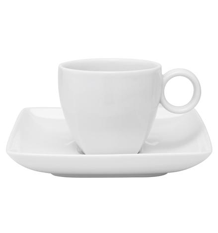 $31.00 Large Coffee Cup & Saucer