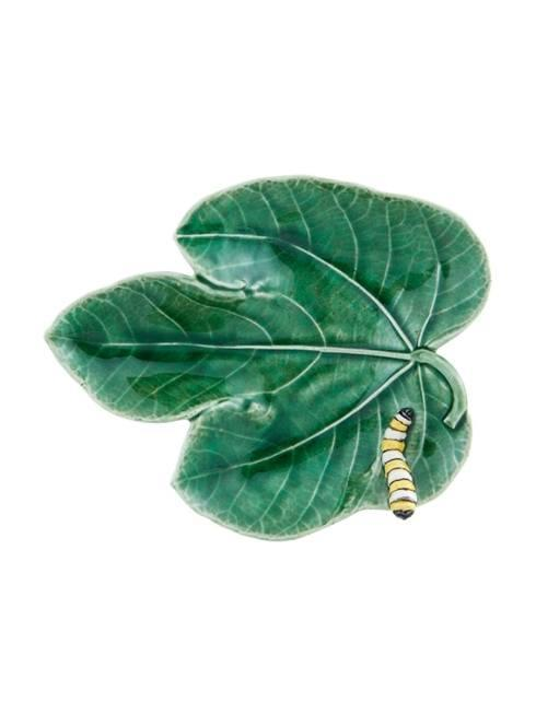 $50.00 Fig Leaf with Caterpillar