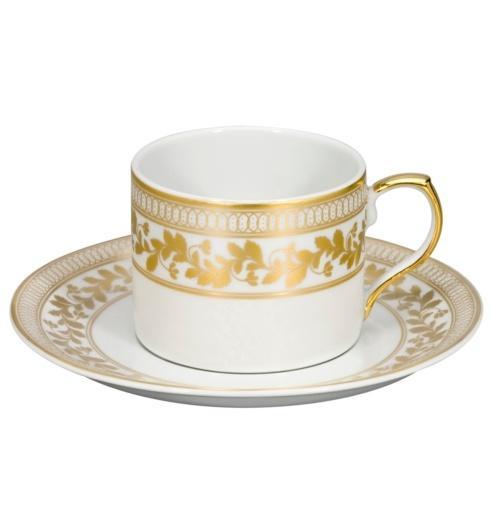 $112.70 Tea Cup & Saucer