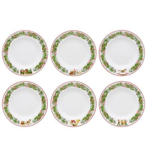 $153.00 Set 6 Soup Plates