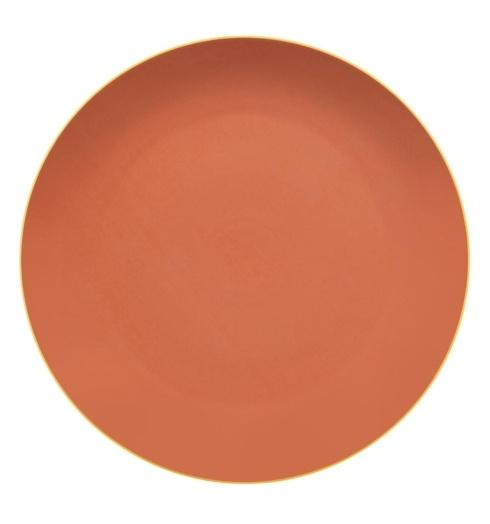 $94.00 Charger Plate Salmon