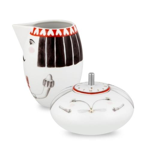 $182.00 Set Sugar Bowl &  Milk Jug (gift box)