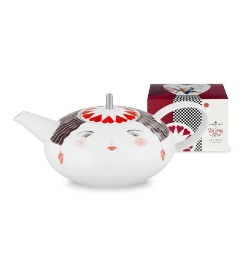 $195.00 Set Tea Pot & Tea bag (gift box)