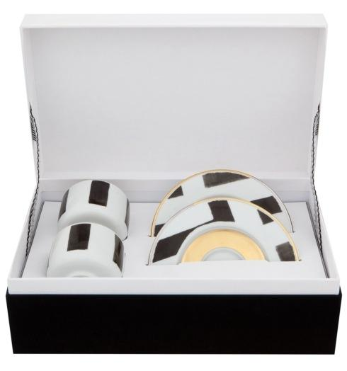 $199.00 Set 2 Coffee Cups & Saucers