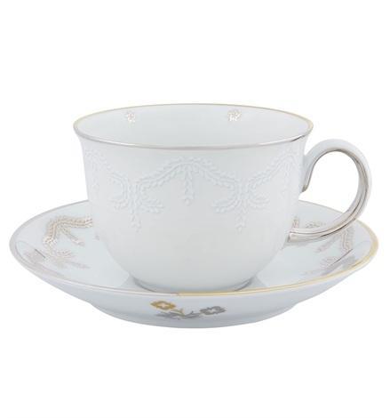$62.25 Tea cup and saucer