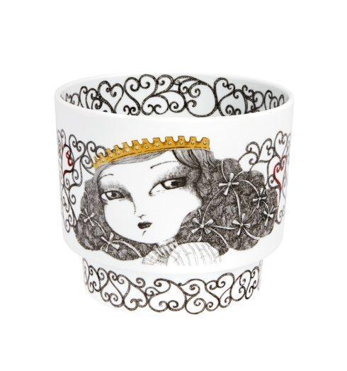 $125.00 Queen Inês De Castro Cachepot
