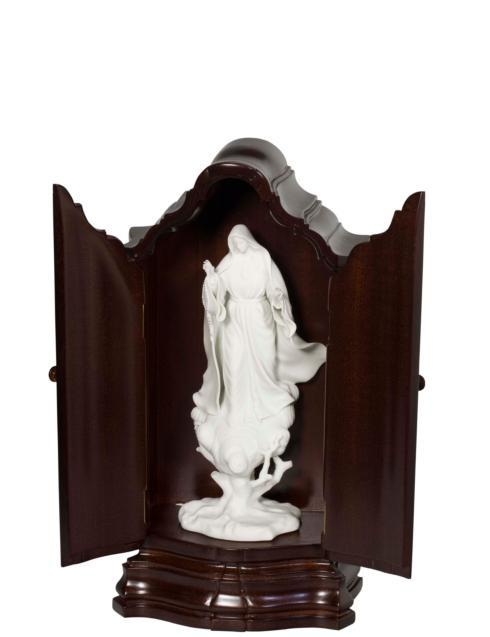 $2,147.00 Aparition Of Fátima With Oratory