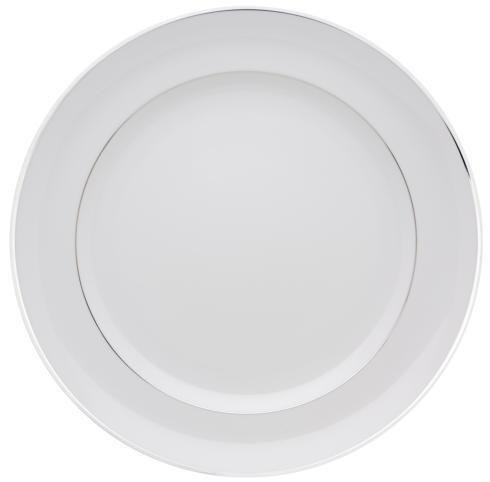 Flat Round Plate
