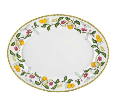 $156.00 Medium Oval Platter