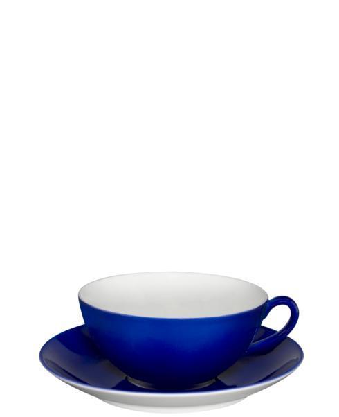 $50.00 Tea Cup & Saucer Blue