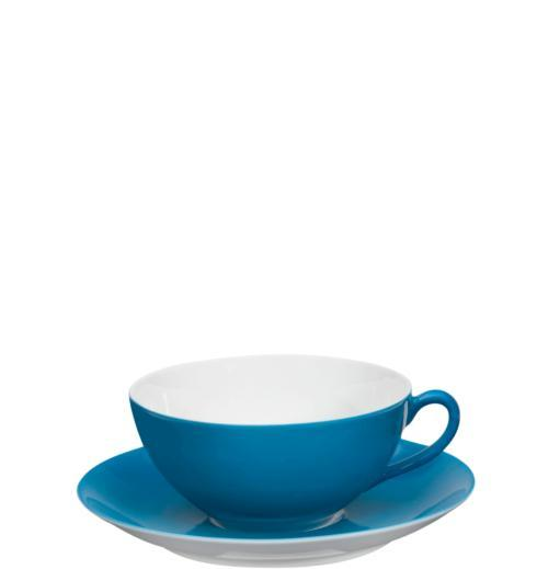 $47.00 Tea Cup & Saucer Blue