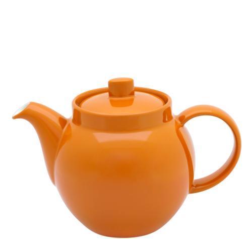 $94.00 Tea Pot Light Orange