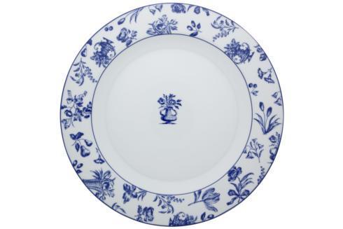 Vista Alegre  Chintz Azul Flat Round Plate $75.00