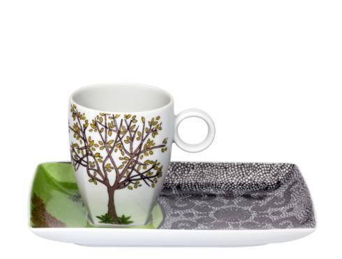 Tray + Mug
