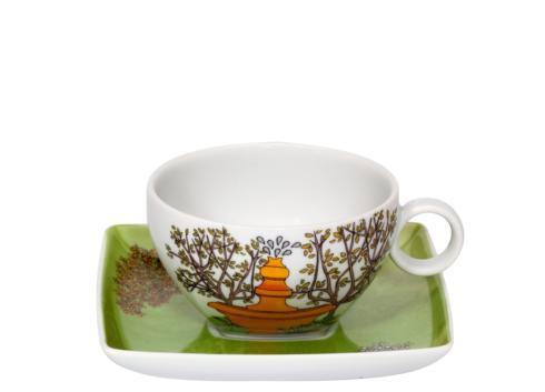 $45.00 Tea Cup And Saucer