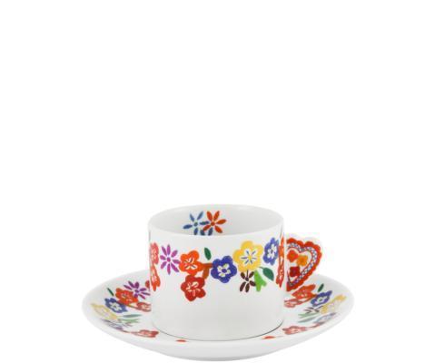 $49.00 Tea Cup & Saucer A