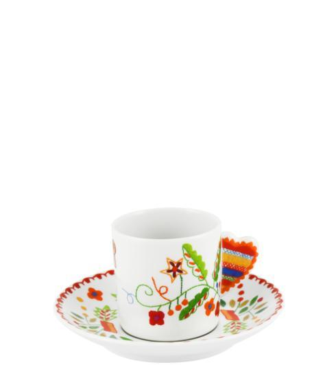 $43.00 Coffee Cup & Saucer A