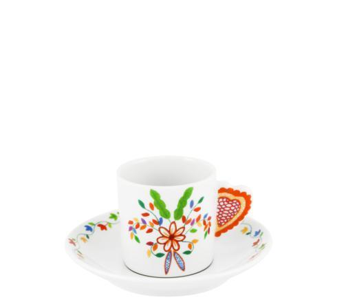 $43.00 Coffee Cup & Saucer B