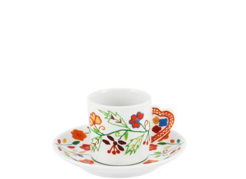 $43.00 Coffee Cup & Saucer C
