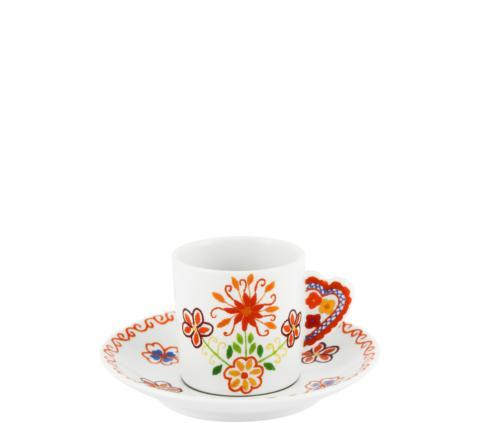 $43.00 Coffee Cup & Saucer D