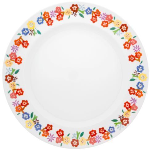 $109.00 Flat Round Plate