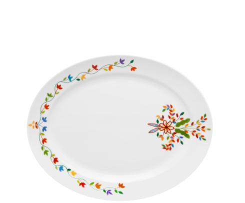 $83.00 Small Oval Platter